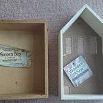 ダイソーで手作りを楽しむための木箱・カラーボード・その他色々買ってきたよ。