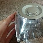 ダイソーのガラス製品がインテリアやテラリウムに使えそうで買ってきた
