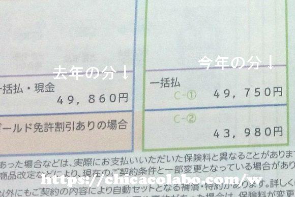 自動車保険料