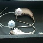 突発性難聴の母、病院で聴力検査・治療終わり&補聴器の値段に驚愕