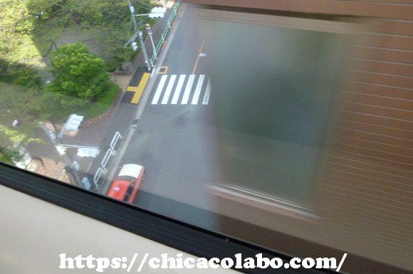 東京モノレールからの眺め